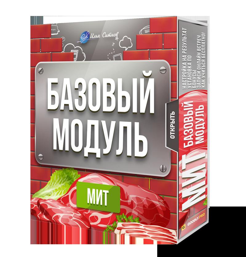 """""""Базовый Модуль годовой программы МИТ  + Права перепродажи"""""""